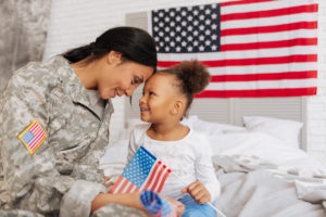 Military moms and dads will enjoy the benefits of PFL in New York