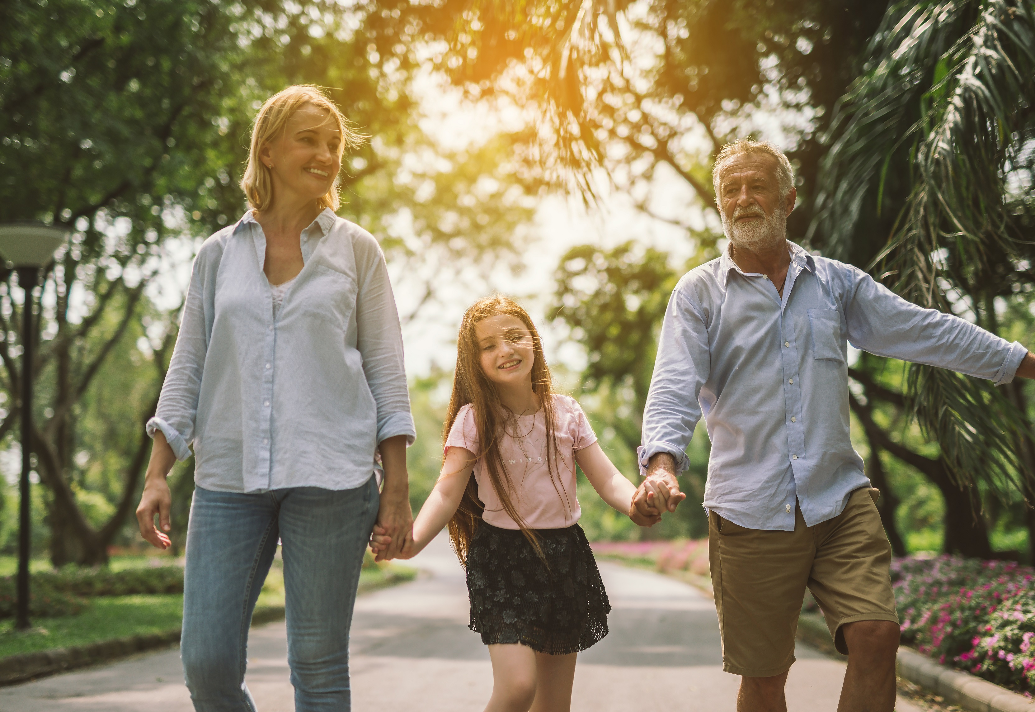 Members of the sandwich generation benefit from the new Massachusetts Paid Family and Medical LEave Act